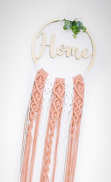 Personalised wall hanging - Style 2