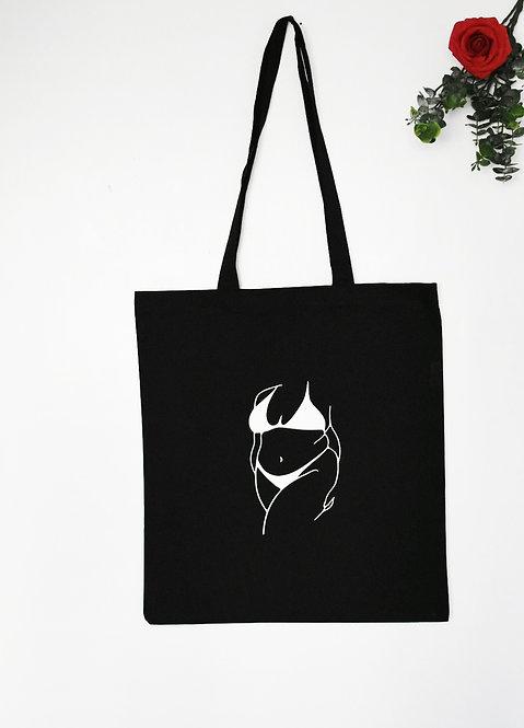 Body Positivity Tote Bag