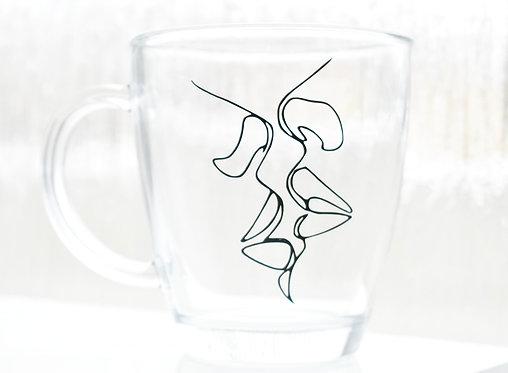 Passion Glass Mug (350ML)