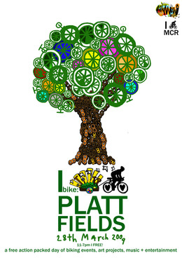 I Bike Platt Fields