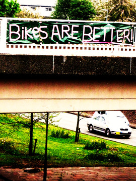 Bikes Are Better!