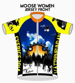 Moose Women Jersey [Front]
