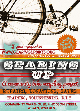 Gearing Up Poster
