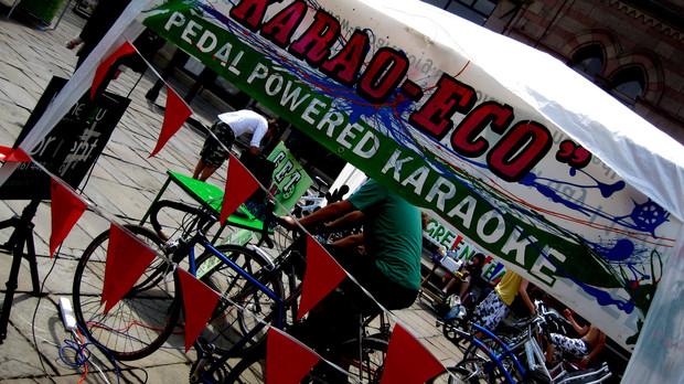 Karoke @ Cycle Chester