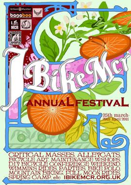 I Bike MCR : Annual Festival