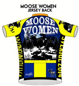 Moose Women Jersey [back]