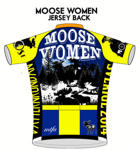 Moose Women Jersey [back]