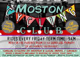 Moston Cycling Club Poster