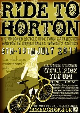Women's Ride to Horton