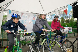 Big Bike Revival Launch