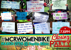 MCR Women Bike [closing party]