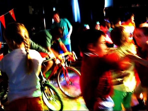 Disco party @ Brookside Primary