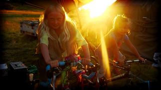 Cinema @ Summer Weeks Yurt Camp