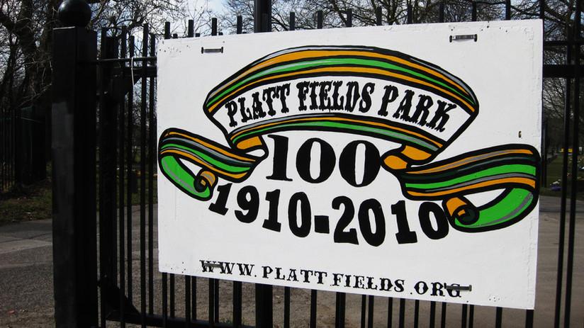 Happy Birthday Platt Fields!