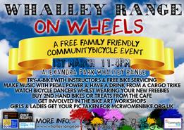 Whalley Range on Wheels