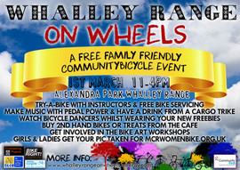 Whalley Range on Wheels
