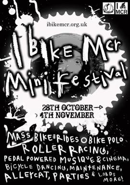 I Bike MCR : Mini Festival