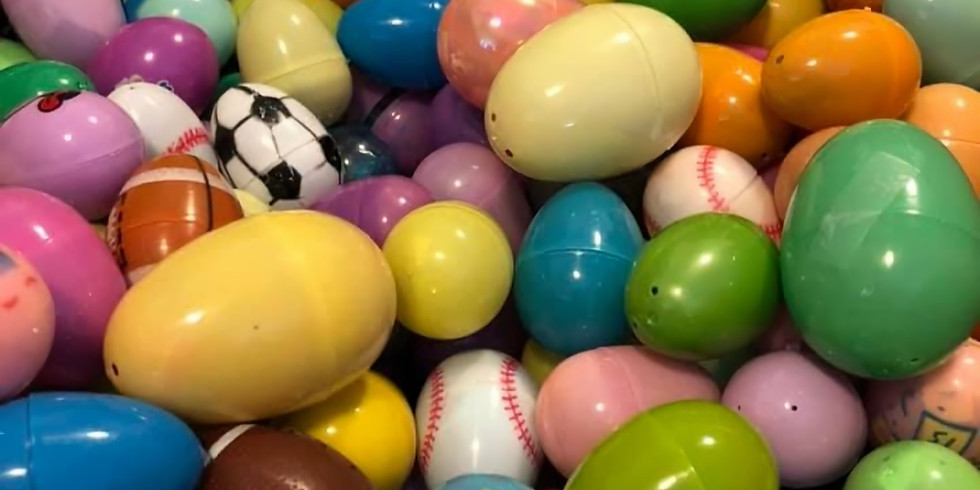 Annual Community Easter Egg Hunt and Crafts