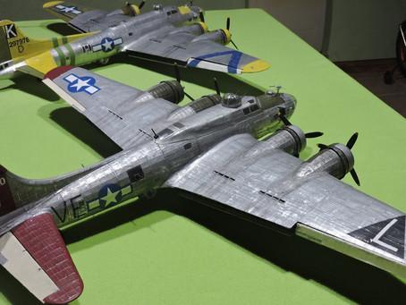 Aviones de la segunda guerra mundial recorren el mundo gracias a una empresa argentina.
