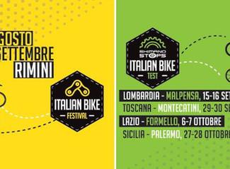 ITALIAN BIKE FESTIVAL   e              ITALIAN BIKE TEST