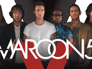 Radio Parties does the Maroon 5 pre-funk