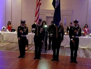 Do we do Military Balls?  Absolutely!!