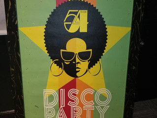 Studio 54 Disco Party at the W Hotel
