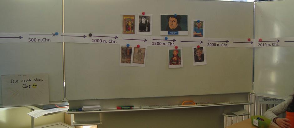 Reformationsprojekt in der Oberschule Findorff