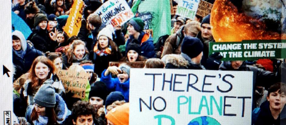 PiKS beim aes/aej Fachforum im Januar 2020 in Berlin - Klimagerechtigkeit ein Thema für die Schüler