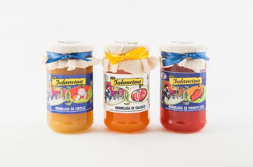 Mermelada gourmet artesanal  de vegetales