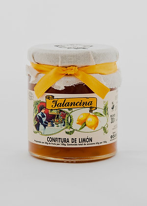 Confitura de limón
