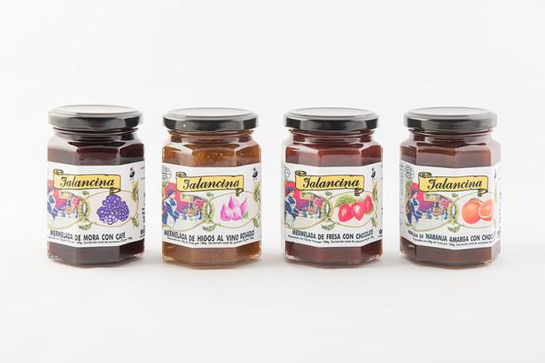 Mermelada gourmet artesanal especialidades