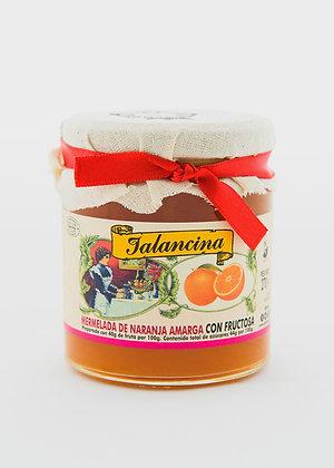 Mermelada de naranja amarga con fructosa