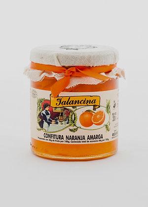 Confitura de naranja amarga