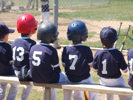 Kids Sporting Events:  How to Enjoy the Game While Your Ex is 20 Feet Away