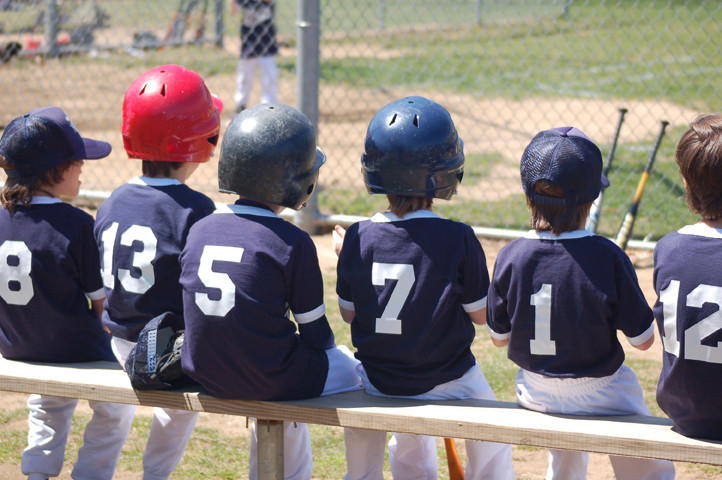 Little League Baseball Team