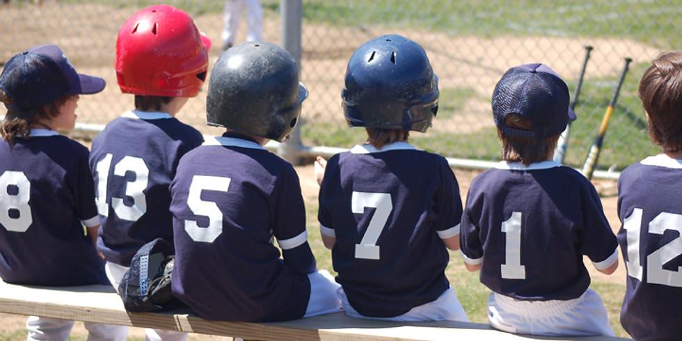 Free 3 Day Winter Baseball Clinics
