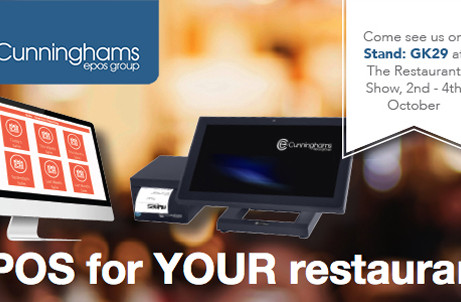 We'll be at the Restaurant Show October 2-4th