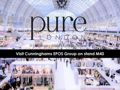 Pure London 2018 - Come and meet us!