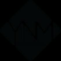 YNM Logo BLK