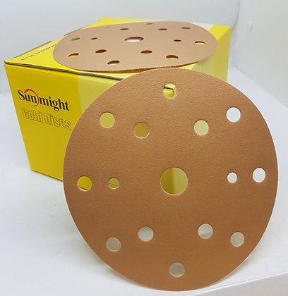 Шлифовальные круги Sunmight GOLD 150 мм.
