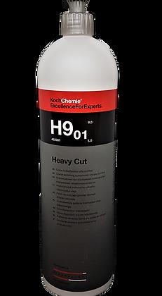 H9 Heavy cut Высокоабразивная паста