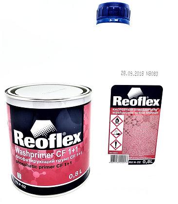 P-02 Reoflex Грунт фосфатирующий 0.8+0.8