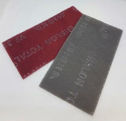 Mirka 8111202537 Материал для шлифовки на нетканной основе Mirlon total 115x230