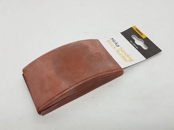 Ручной шлифовальный блок резиновый MIRKA 8390100111