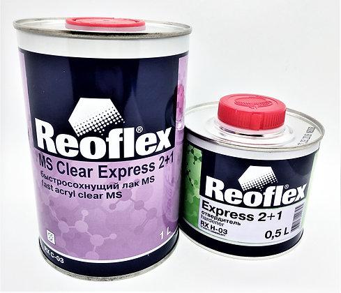 C-03 Reoflex Лак Express MS 1+0.5л