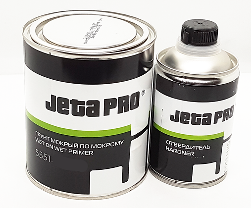 Jetapro 5551 Грунт мокрый-по-мокрому 3+1