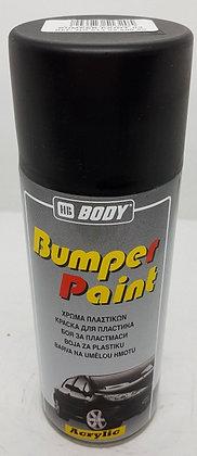 Bumper paint 04 Краска для бамперов черная. 0,4л.