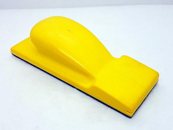 Шлифок ручной средний 70х200 мм, с липучкой, жесткий
