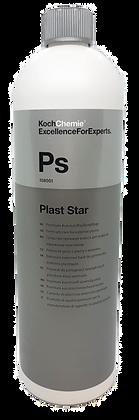 Plast star Средство по уходу за наружным пластиком и резиной